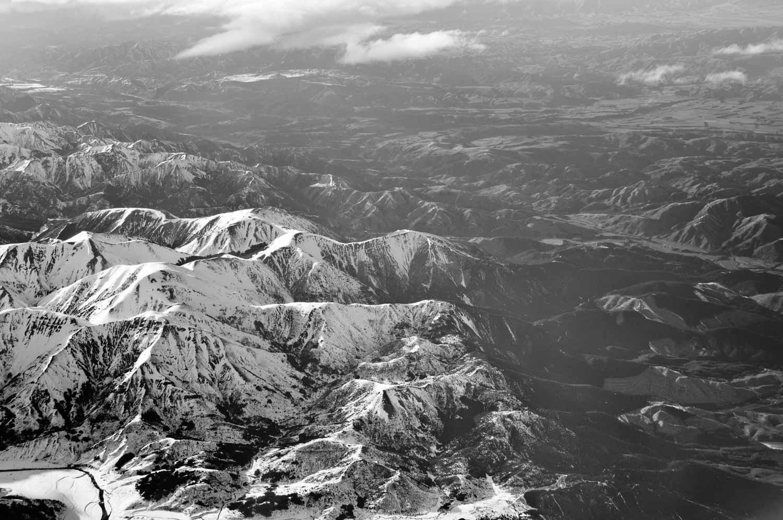 Arthur's Pass National Park.