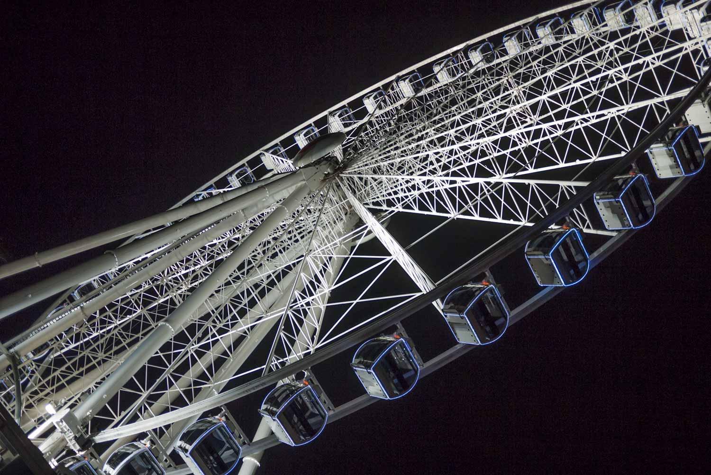The Wheel of Brisbane.