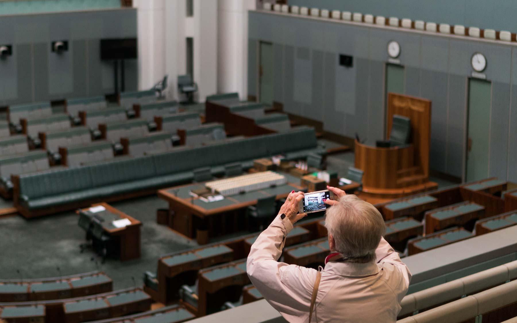 House of Representatives.