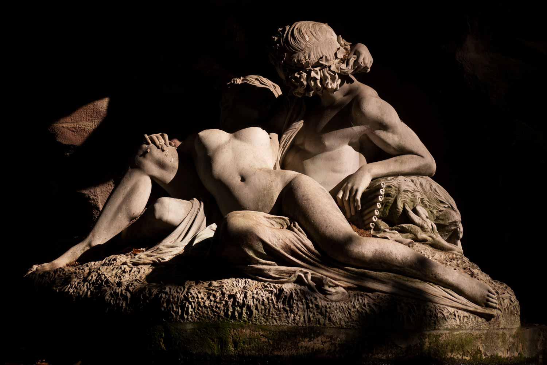 Acis and Galatea.