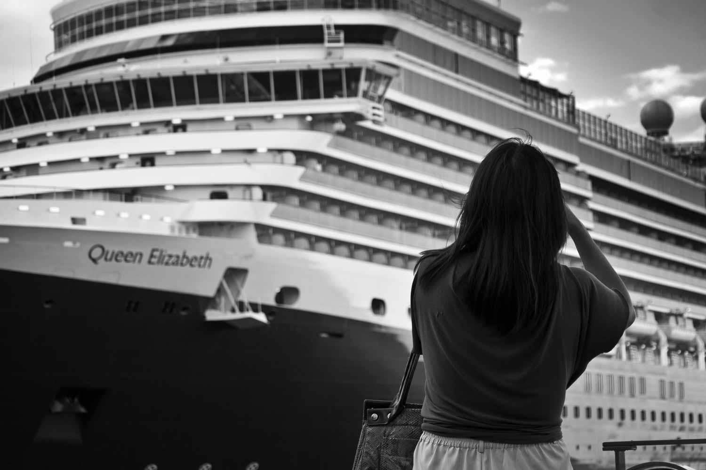 Queen Elizabeth Cruise Liner